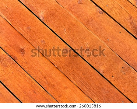 Old wooden boards diagonal perfect background for your concept or project. - stock photo