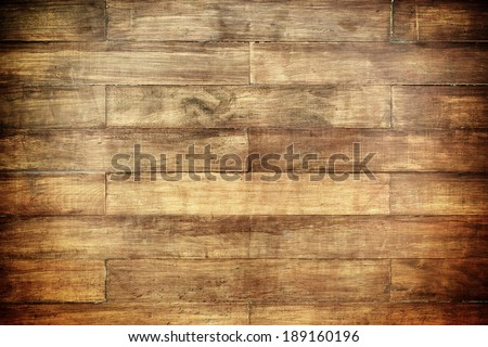Old wooden box backgrounds/textures - stock photo
