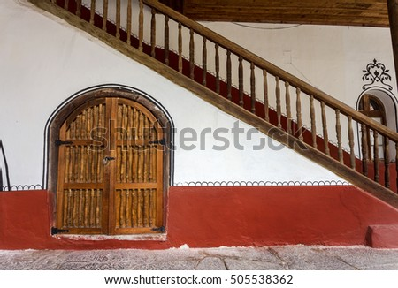 Stone Doorway,carvings, Stock Photos, Royalty-Free Images ...