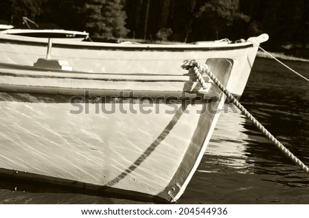 Stock images royalty free images vectors shutterstock for Nice fishing boats