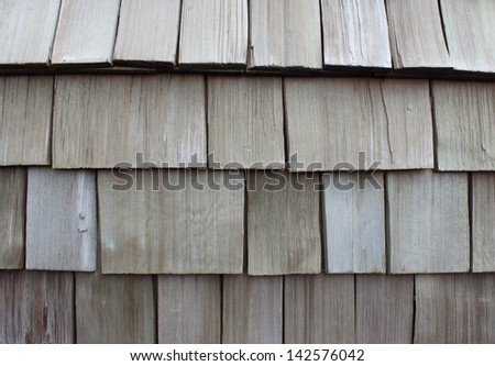 Old wooden pattern  background