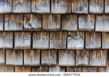 Old wooden planks surface background. shabby texture