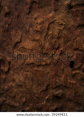 Old wooden texture, background - stock photo