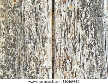 Old wooden texture background in vertical line