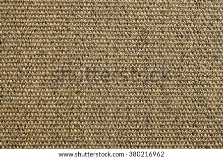old woven reed background - stock photo