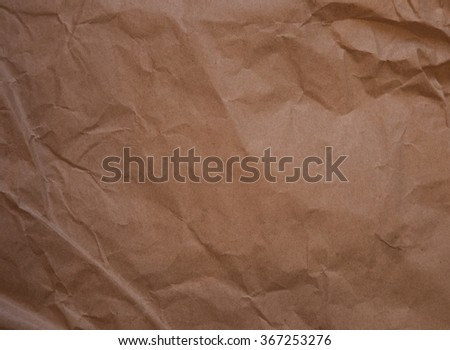 old wrapping paper - stock photo