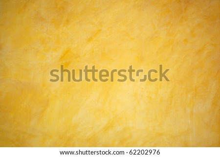 Old Yellow Texture - stock photo
