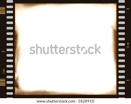 oldies frame photo - stock photo