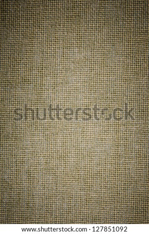 Olive green fabric background - stock photo