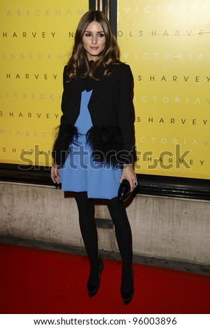 Olivia Palermo at the launch of Victoria, Victoria Beckham at Harvey Nichols, Knightsbrige, London. 17/02/2012 Picture by: Steve Vas / Featureflash - stock photo