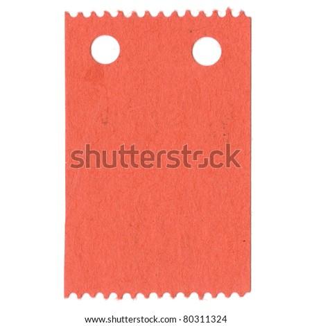 Blank Ticket Stub Images RoyaltyFree Images Vectors – Blank Ticket