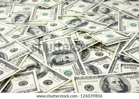 А. Моисееву - 57! Stock-photo-one-hundred-dollars-pile-as-background-126039806