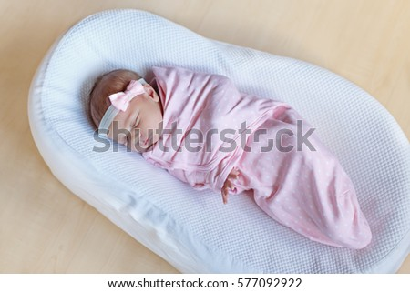 baby wrapped in blanket stock images royaltyfree images