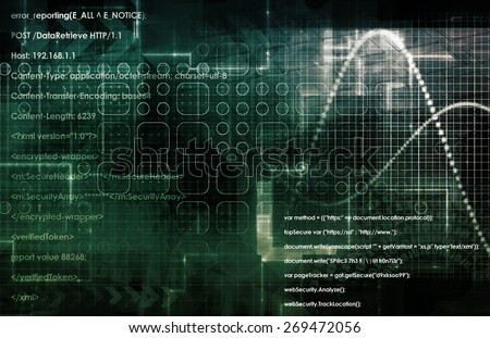 Online Marketing Technology and Tools as a Concept - stock photo