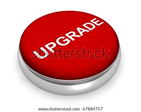 Online Upgrade - stock photo