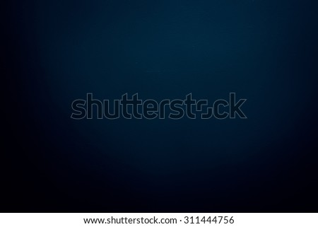 Only simply dark deep blue background. Grey, gray, black halftone gradient color.  - stock photo