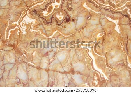 onyx marble beige background - stock photo