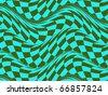 Op Art Flowing Stripes 01 51 180 - stock photo