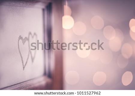 & Open Doors Love Two Hand Drawn Stock Photo 1011527962 - Shutterstock