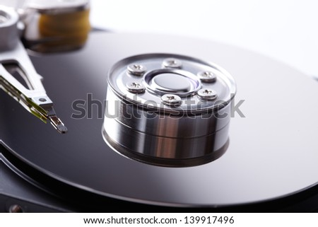 Recover data from defective hard disk