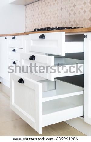 Kitchen Drawer Stock Images RoyaltyFree Images Vectors