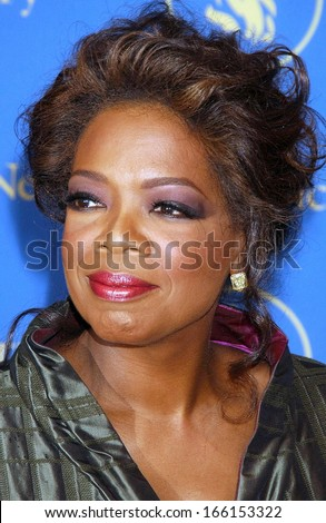 Oprah Winfrey at NY Public Library 6th Annual Library Lions Gala, NY Public Library, New York, NY, November 13, 2006 - stock photo