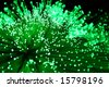 Optical fiber - stock photo