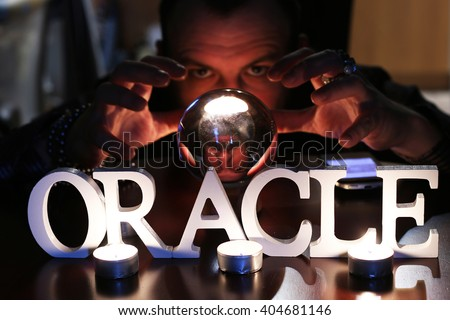 oracle guessing future