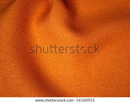 Orange Fabric Texture Sample Interior Design Stock Photo 56160955 Shutterstock