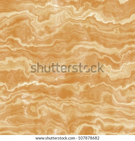 Orange onyx or agate seamless background - stock photo