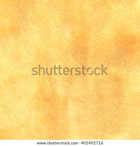 Orange Paper Texture. Background - stock photo
