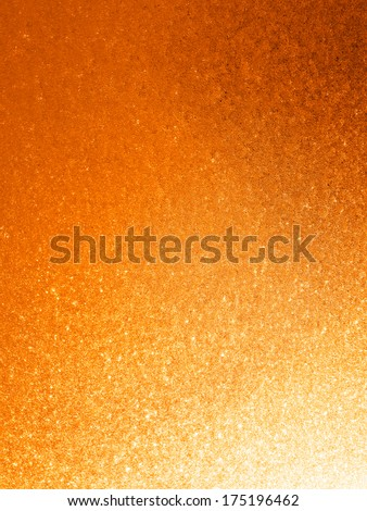 orange, terra cotta background texture, vertical - stock photo