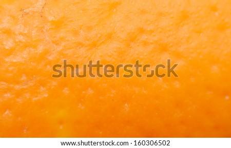 orange texture - stock photo