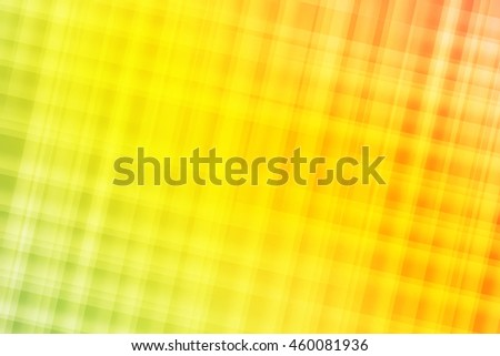 Orange, yellow and green colors used to create abstract background  - stock photo