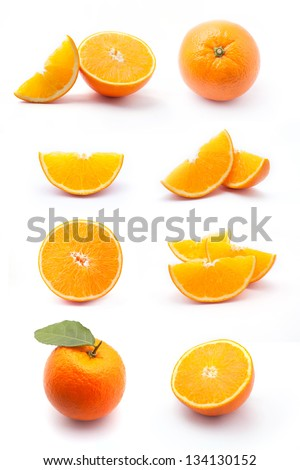 oranges collection
