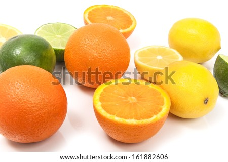 Oranges, Lemons, and Limes