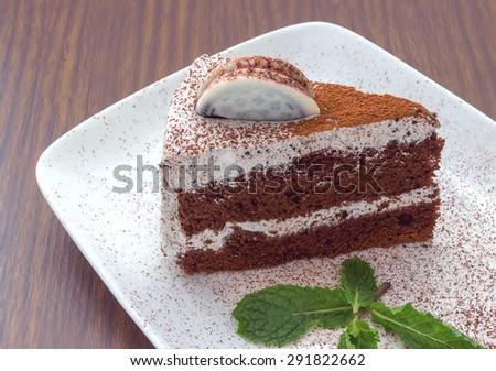 Oreo cake - stock photo