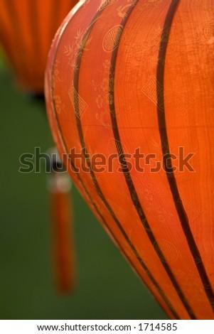 Oriental Lantern - stock photo