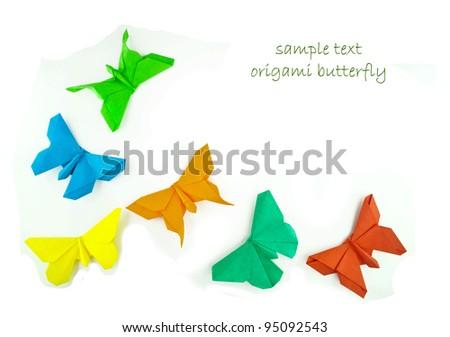 Текст оригами нить