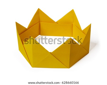 Paper Crown Stock Images, Royalty-Free Images & Vectors | Shutterstock