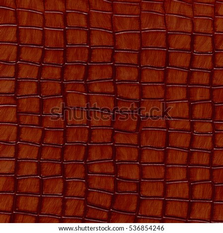 Original alligator skin texture