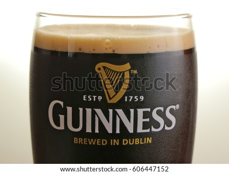 George w bailey 39 s portfolio on shutterstock for Guinness beer in ireland