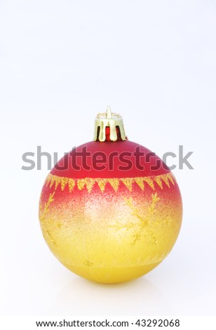 Ornament for christmas tree