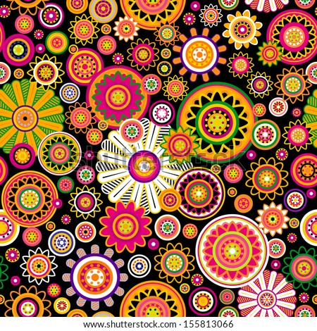 ornate pattern (background)