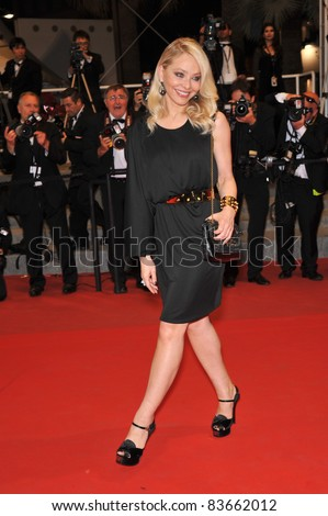 "Ornella Muti at the premiere of ""Our Life"" (La Nostra Vita) which is in competition at the 63rd Festival de Cannes. May 20, 2010  Cannes, France Picture: Paul Smith / Featureflash"