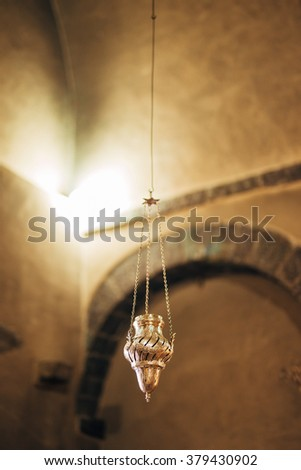Orthodox Church in - stock photo
