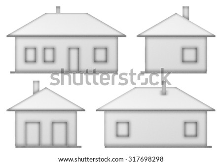 orthographic view