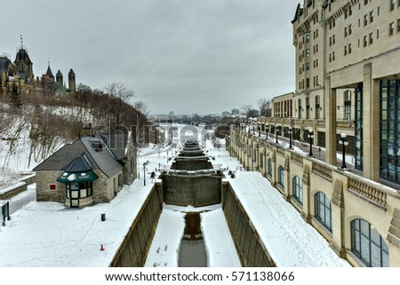 Rideau Canal Winter Stock Images, Royalty-Free Images & Vectors ...