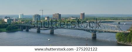 Ottawa, Ontario, Canada - stock photo