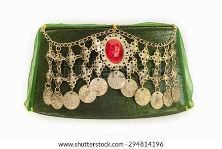 Ottoman style fez for womens - stock photo